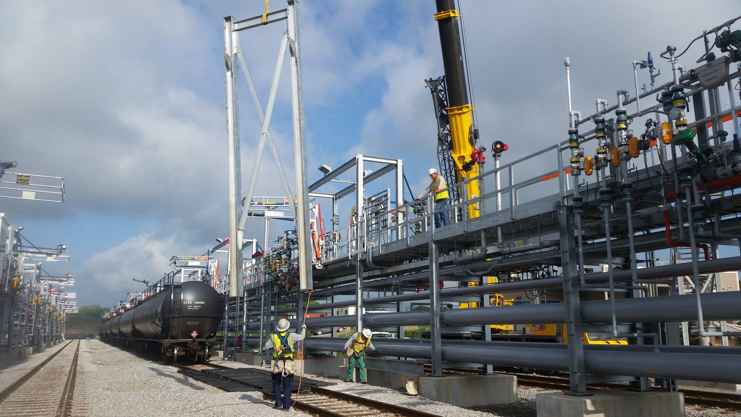 Rail Loading Facility